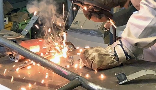 (石川郡・日勤)スチールラックの溶接加工・塗装業務
